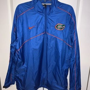 Nike University of Florida wind breaker